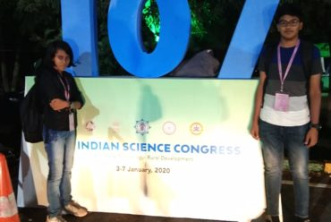 Laurels in National Children's Science Congress and Indian Science Congress