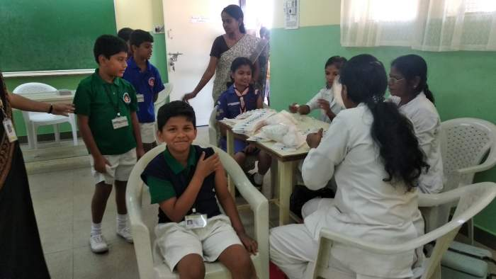 Vaccination programme